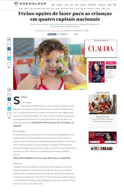 site-claudia-online